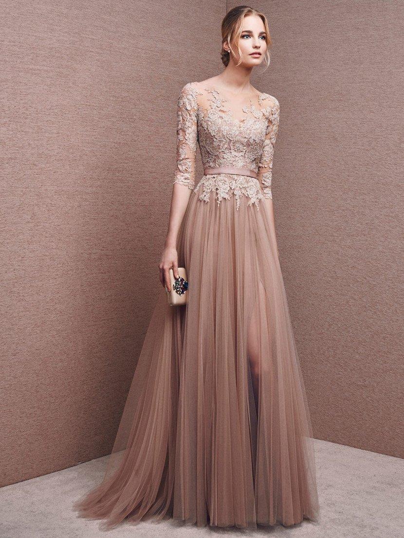 Вечернее платье 1001