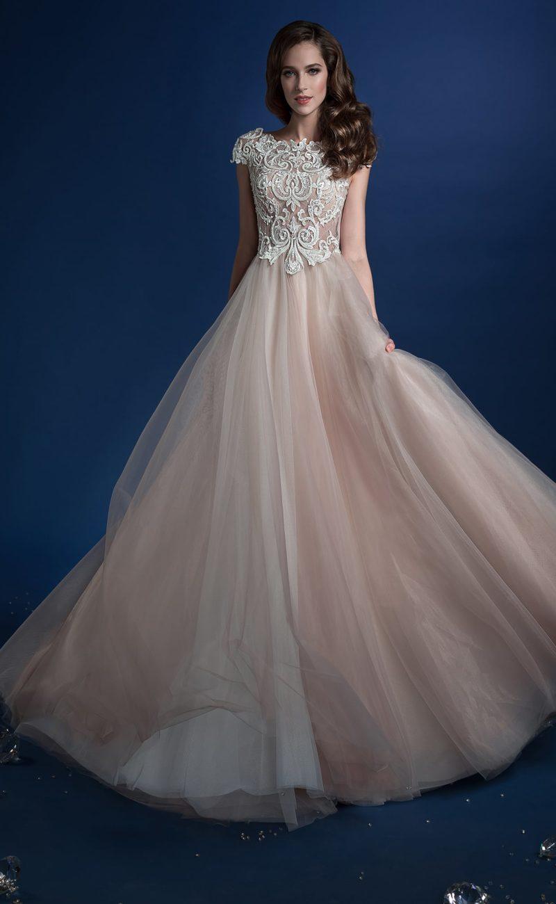 e7f2760d3da Свадебное платье Камерон дизайнера Princess` Dreams купить по цене ...