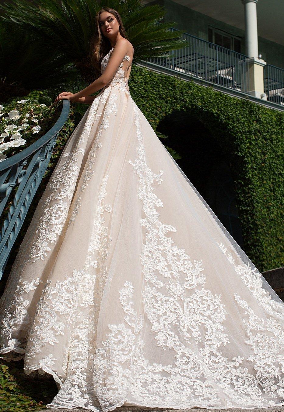 Свадебное платье мирабелла от